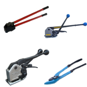 Инструменты для упаковки металлической (стальной) лентой