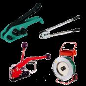 Стреппинг инструмент для полиэстеровых (ПЭТ) лент