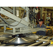 Полуавтоматические стреппинг машины для обвязки металлической лентой