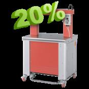 Автоматическая стреппинг машина ТР-702 «Mercury» со скидкой 20%