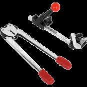 Комбинированный стреппинг инструмент – принцип работы