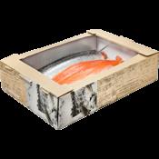 Стреппинг машина для упаковки мяса, рыбы и замороженной продукции
