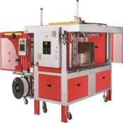 Автоматическая стреппинг машина для обвязки гофрокартона TP-702CQ