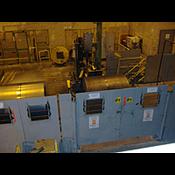 Автоматическая стреппинг машина для обвязки горячекатаных рулонов