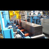 Автоматическая стреппинг машина для обвязки профилей и полосового металла