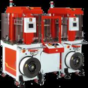 Высокоскоростная автоматическая машина TP-711NT Tandem с функцией кросс-обвязки
