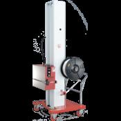 Полуавтоматическая мобильная стреппинг-машина TP-202MH Mini Hori для горизонталь