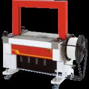 Стреппинг-машина TP-601A с приводным роликовым конвейером для широких ПП лент