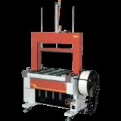 Стреппинг-машина TP-601BP с приводным ременным конвейером и прессом