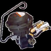 Комбинированный пневматический стреппинг инструмент для металлической ленты PRHM