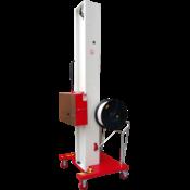 Полуавтоматическая стреппинг машина TP-502MH Genesis Hori для горизонтальной обв