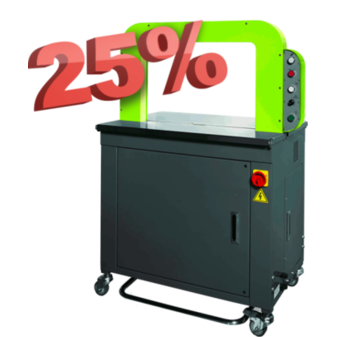 Автоматические стреппинг машины EXS-125 со скидкой 25%