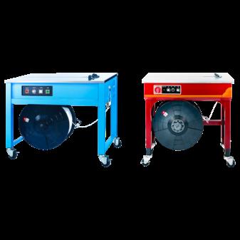 Стреппинг-машины TP-202 и TP-502 - чем отличаются?