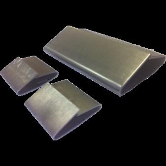 Крепежные материалы для стальной ленты