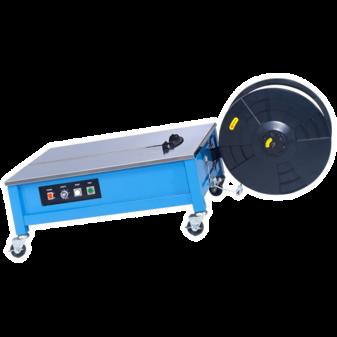 Стреппинг машина с низким столом TP-202L - преимущества