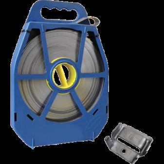 Упаковка бандажной лентой – инструменты и расходники