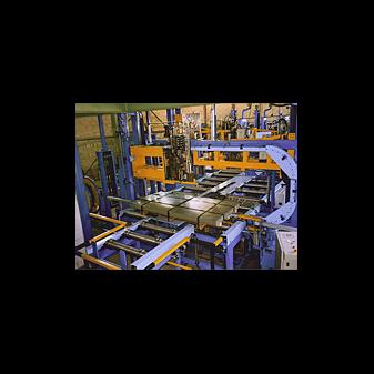 Автоматическая стреппинг-машина для продольной и поперечной обвязки упаковок