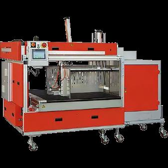 Автоматическая машина для обвязки картона TP-702CTRS
