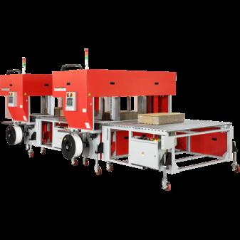 Автоматическая машина для стреппинг обвязки гофрокартона TP-702CQ3-T