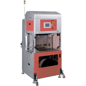 Автоматическая машина для упаковки печатных СМИ TP-702NL
