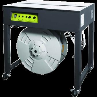 Полуавтоматическая стреппинг машина EXTEND EXS-205 с открытым столом