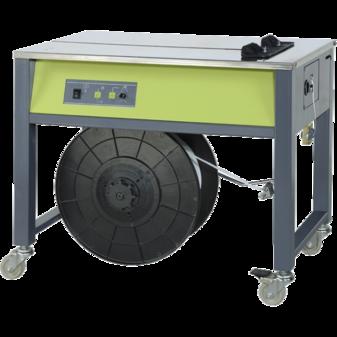 Полуавтоматическая стреппинг-машина EXS-206 (с открытым столом)