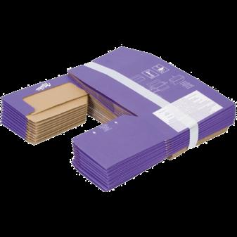Бандажная машина ATS US-2000 TRS-SW-L3, образец упаковки картон короб