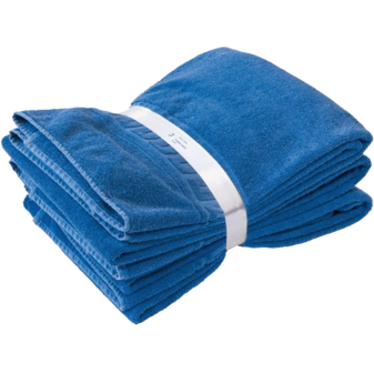 Бандажная машина ATS US-2000 TRW-DMS-MP, образец упаковки полотенце