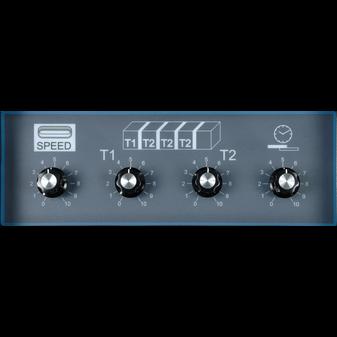 Extend EXS-137B контрольная панель