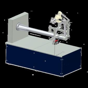 Машина для обвязки упругим шнуром Axro-FQC2