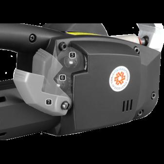 Автоматическая ручная стреппинг машинка Zapak ZP22
