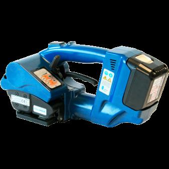 Упаковочная машинка для обвязки стреппинг лентой POWER HP 25