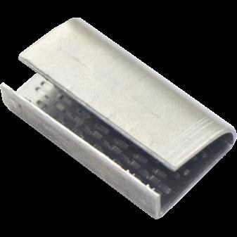 Упаковочная скоба для ПЭТ ленты. Купить со склада