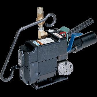 Комбинированный пневматический стреппинг инструмент для металлической ленты SLP