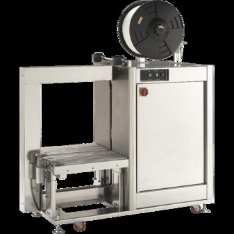Автоматическая стреппинг-машина TP-601YM (в нержавеющем стальном корпусе)