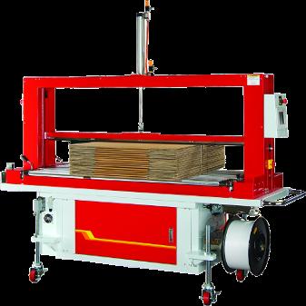Стреппинг оборудование TP-701CC упаковка гофро картона