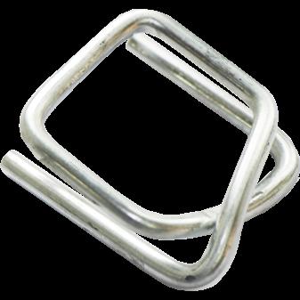 Металлическая пряжка для ленты. Купить со склада
