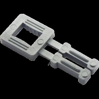 Упаковочная пластиковая пряжка для ленты